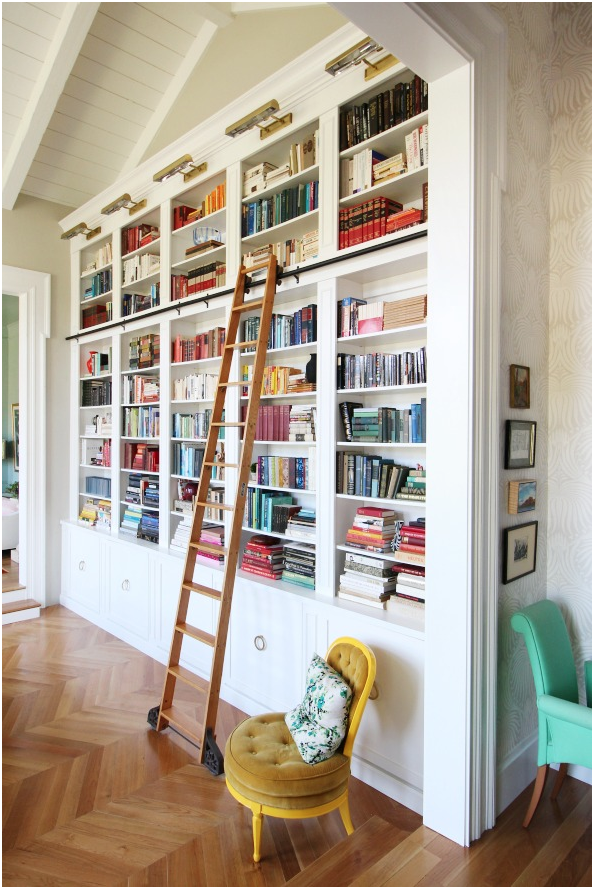 Best Bookcases Ever Kiki S List Home Library Design Bookshelves Built In Home Libraries