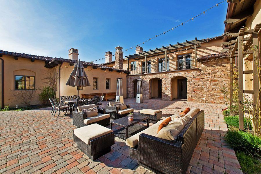 Beautiful Rancho Santa Fe Estate Minutes From Del Mar Beaches