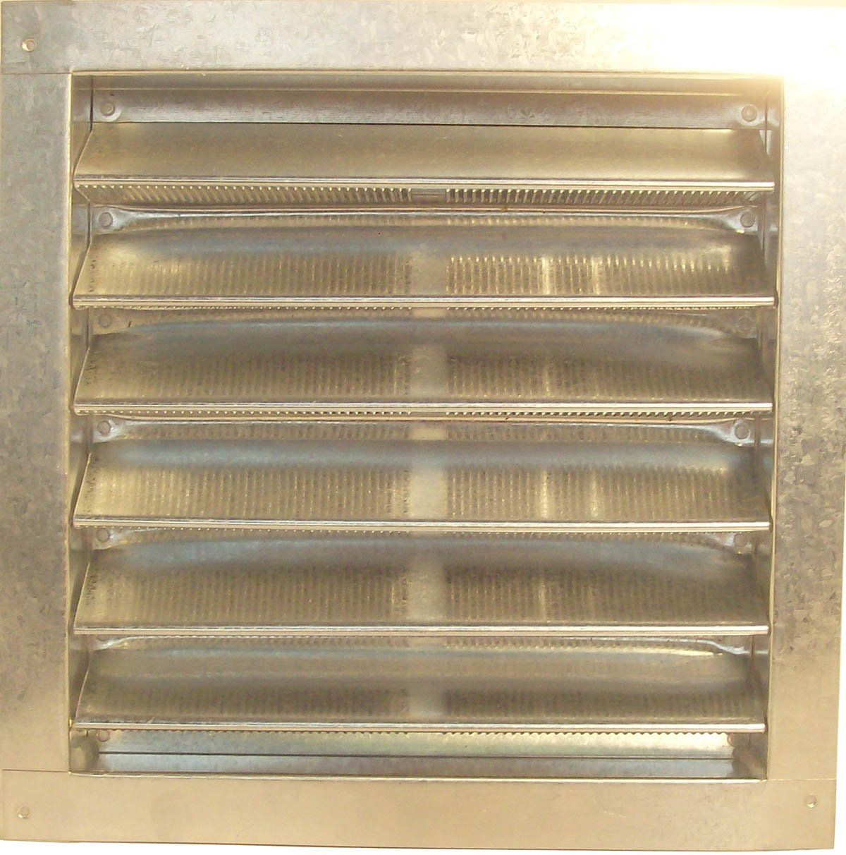 Norwesco 553220 Galvanized Recessed Attic Vent 12 Inch By 12 Inch Read More Reviews Of The Product By Visiting The Link On The Attic Vents Roof Vents Vented