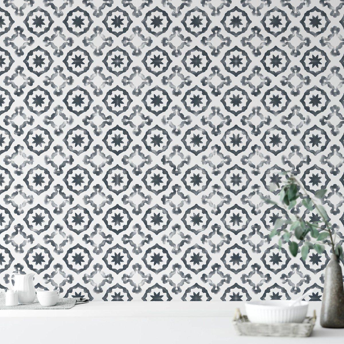 Geometric Wallpaper Designs Peel And Stick Wallpaper Removable Wallpaper Premium Hom Geometric Wallpaper Design Peel And Stick Wallpaper Geometric Wallpaper