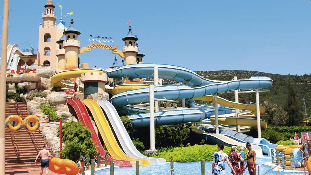 Fantasy Hotel Rooms Aqua Aquapark Spa Turkey All Inclusive