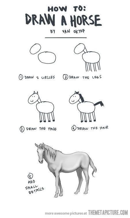 Embedded Image Permalink Incredible Horses Pinterest Drawings