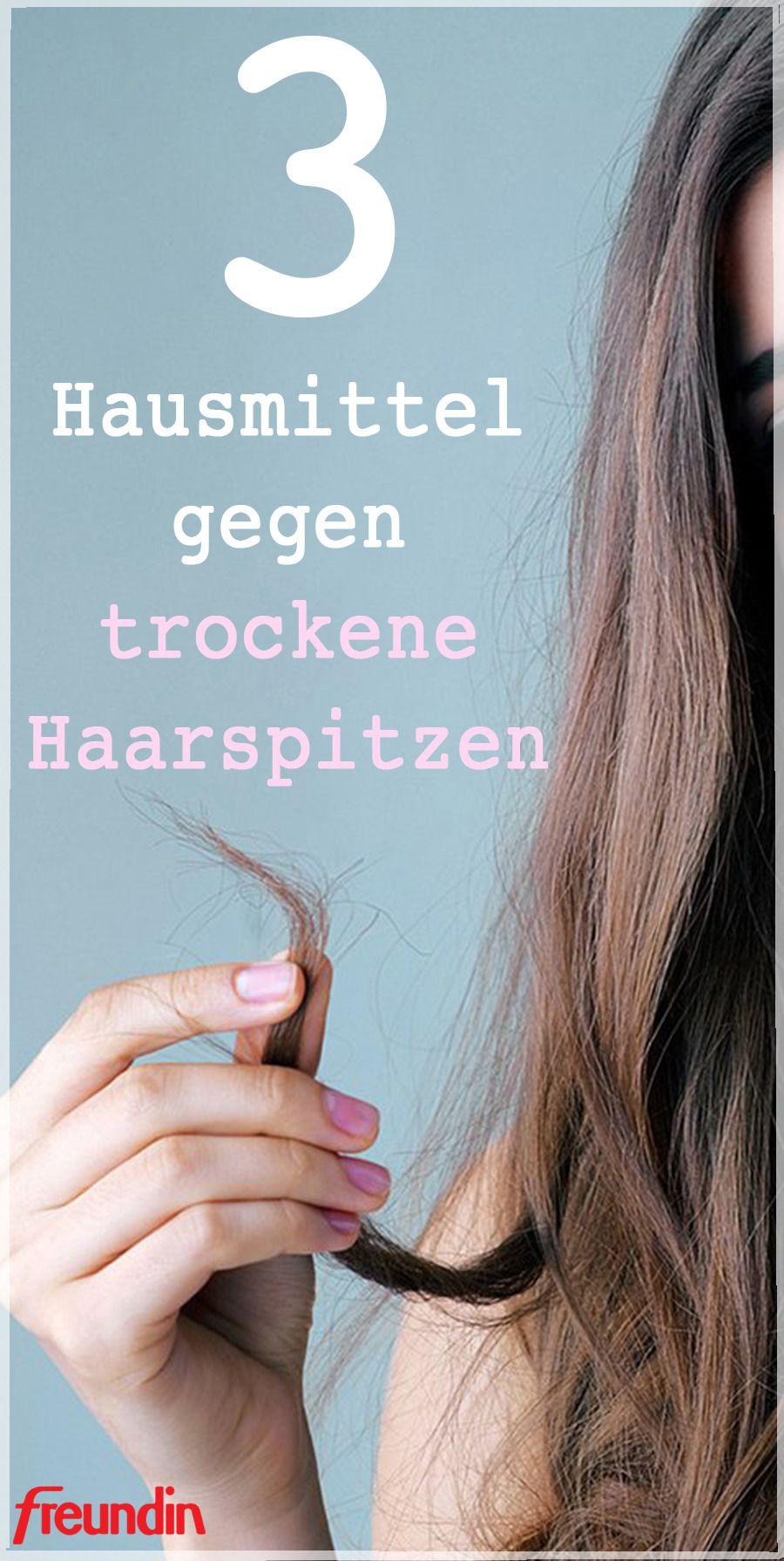Trockene Haare: Diese 4 Pflegeprodukte helfen + Rezept für DIY-Haarkur