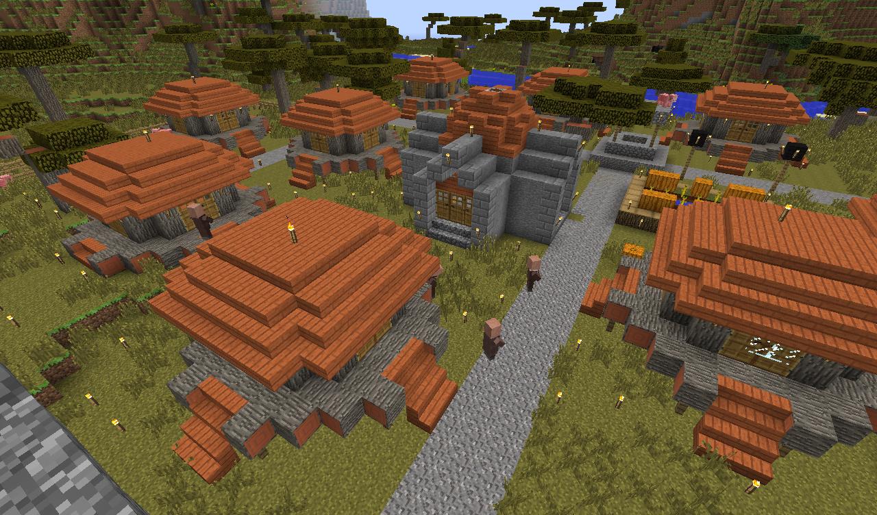 Imgur Minecraft city, Minecraft, Minecraft buildings