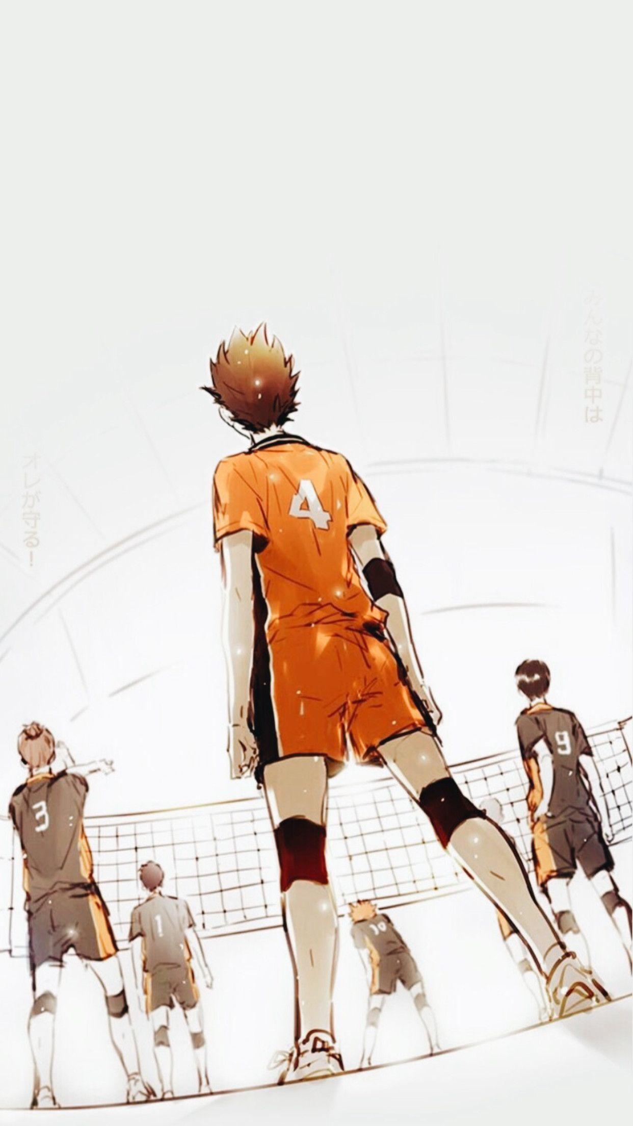 1242x2208 haikyuu!! wallpaper. nishinoya yÅ
