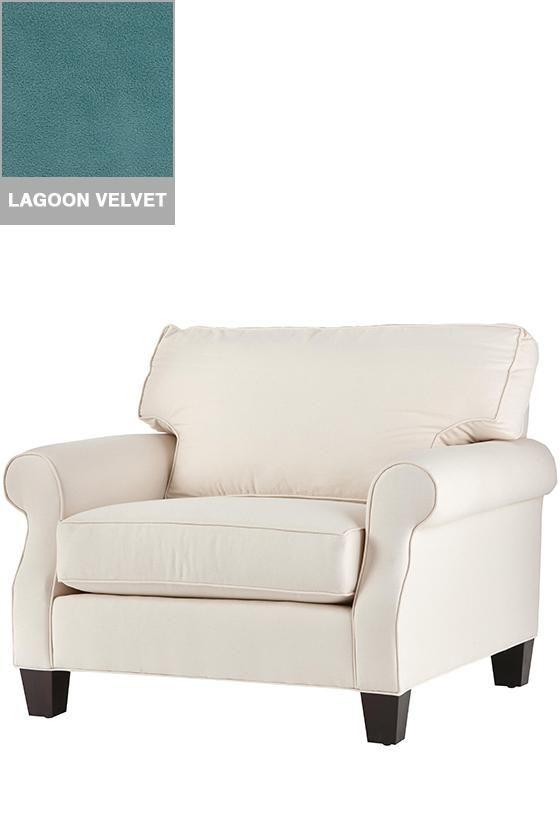 Custom Keaton Chair   Custom Upholstered Chair   Custom Upholstered Seating    Upholstered Chair. Reading ...