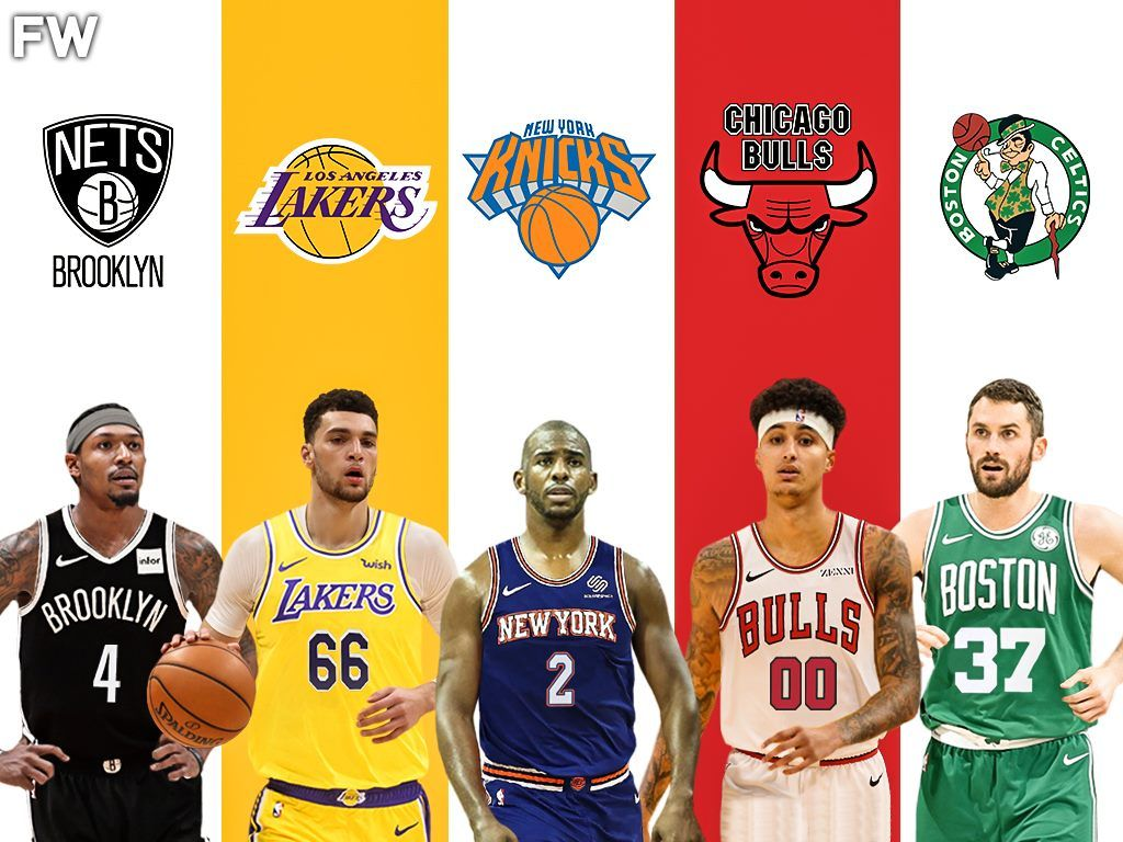 NBA Rumors 10 Players Most Likely To Be Traded This