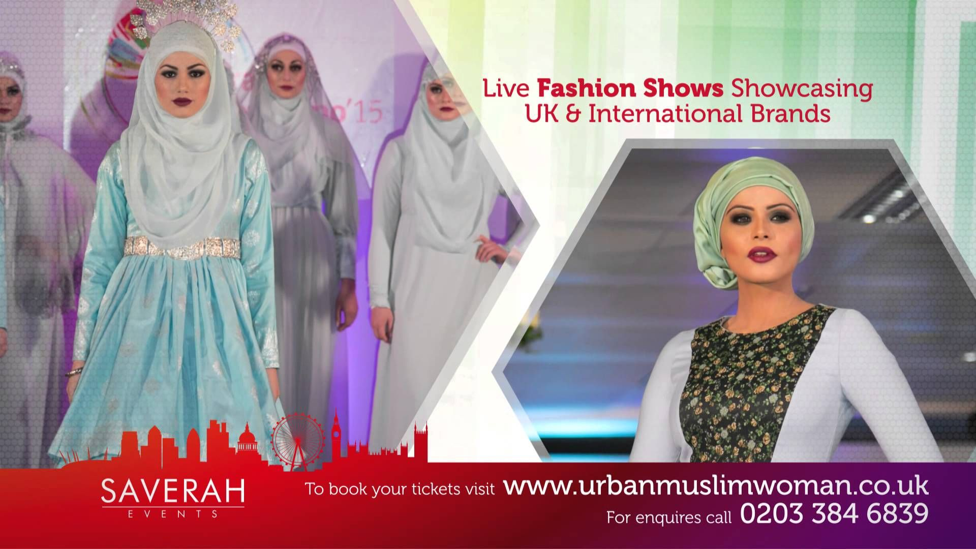 Photo of The Urban Muslim Woman Show 2015
