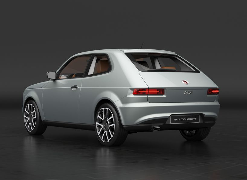 Fiat 127 Concept Auto Da Sogno Automobile E Auto