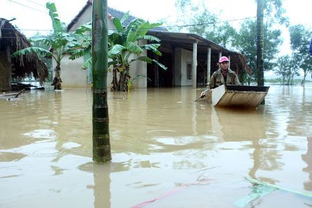 At least 21 people have been killed by floods in Vietnam's four central provinces in the past week and eight are still missing, the government said on Sunday amid preparations for another tropical storm to hit the country.  Fifteen of the victims were in Quang Binh province, the region expected to