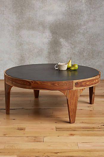 Banla Wood Coffee Table