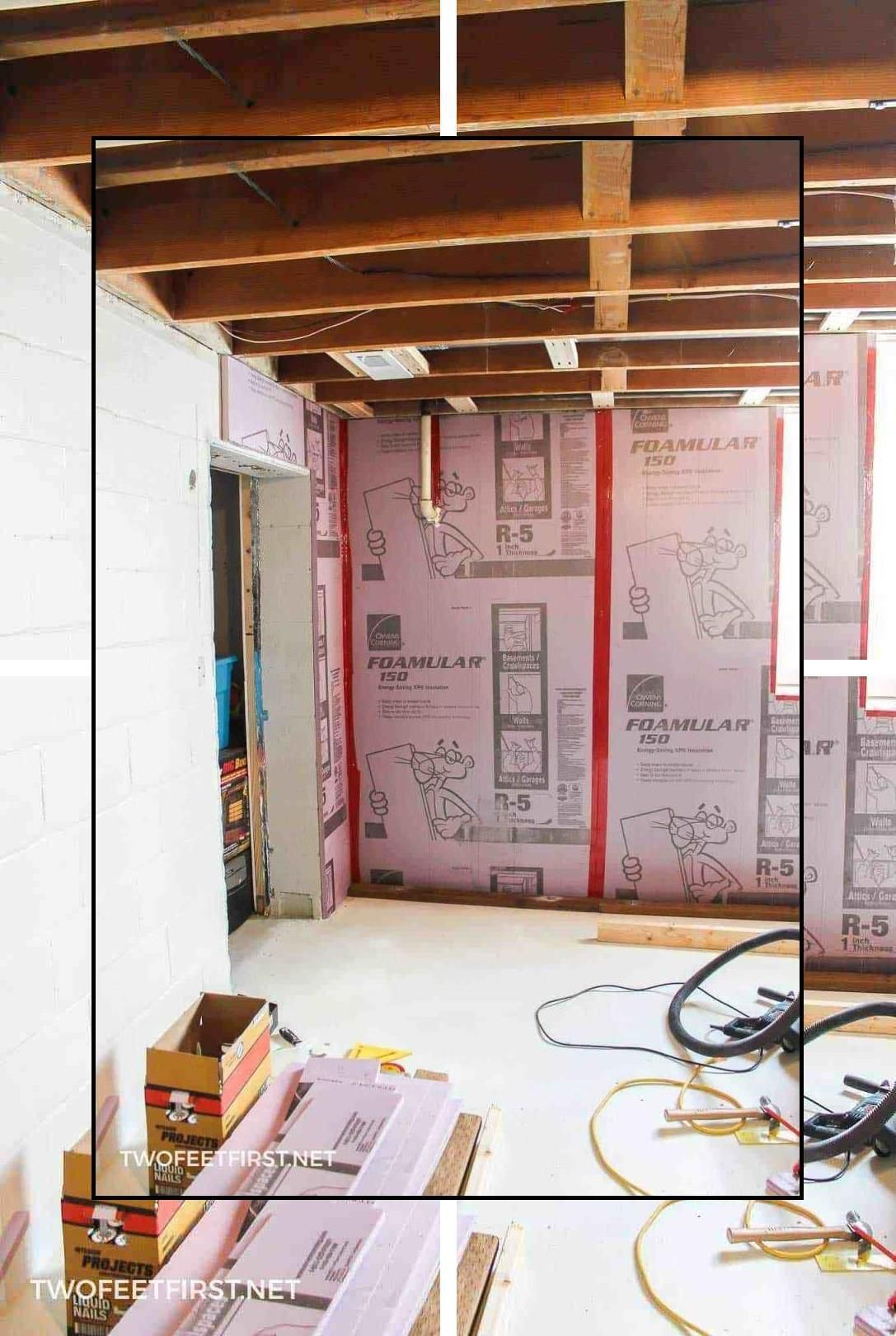 Small Finished Basement Ideas Best Way To Finish A Basement Finishing An Old Basement Framing A Basement Diy Basement Basement Remodel Diy