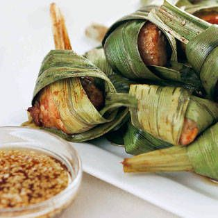 Chicken In Pandan Leaves | Recipes | Yummy.ph - the Philippine online recipe database