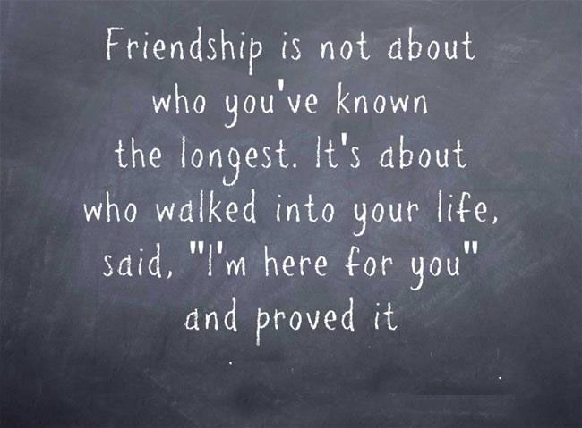 powerful friendship quotes