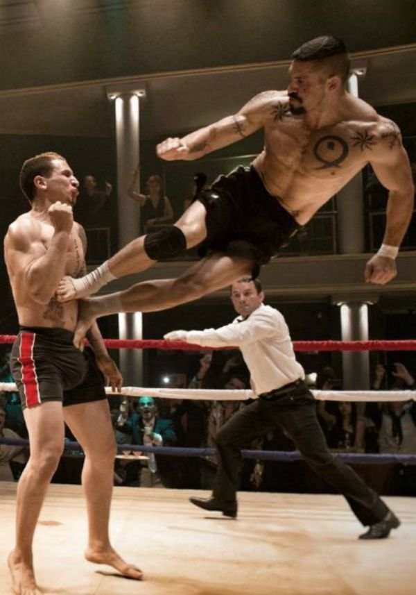 Boyka Undisputed Iv Martial Arts Action Poses Scott Adkins