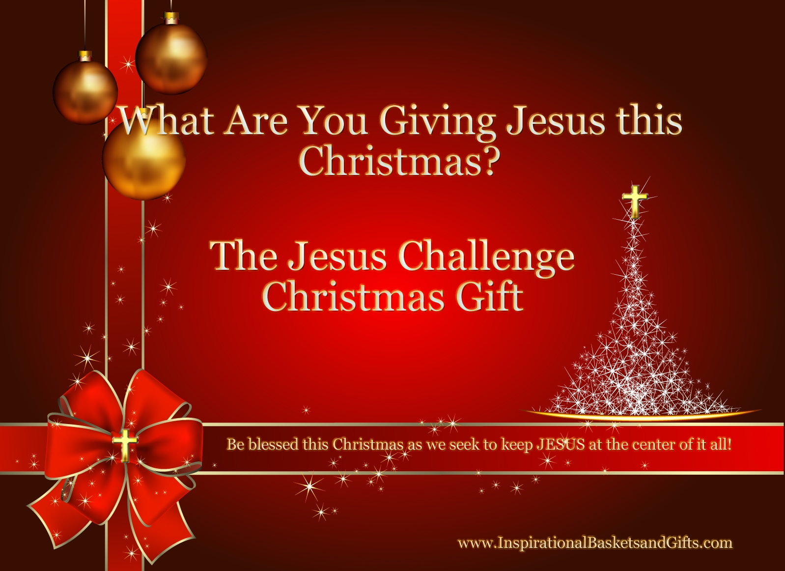 You Can Give A Great And Wonderful Christmas If You: A Gift I Was Going To Give Jesus? I Had Never Thought Of