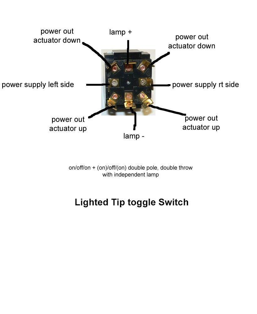 Rocker Switch Wiring Schematic In 2020 Boat Navigation Lights Toggle Switch Light Switch Wiring