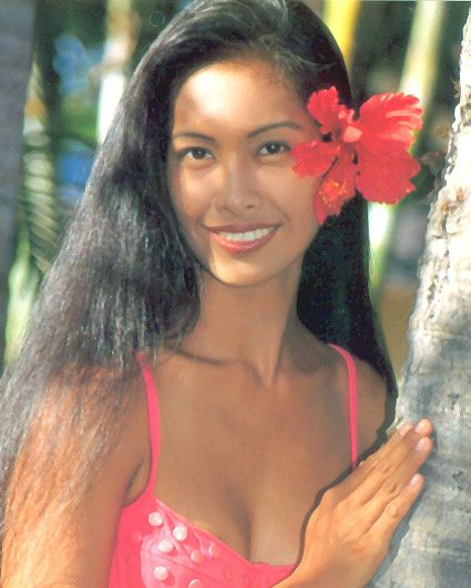 Tahitian girl photos 87