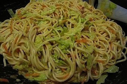 Pasta Pan with Coconut Milk by LadyLily  chef  Pointed cabbage pasta pan with coconut milk 1 Pointed Cabbage Pasta Pan with Coconut Milk by LadyLily  chef  Pointed cabbag...