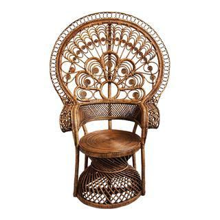 Matahari Rattan Peacock Chair