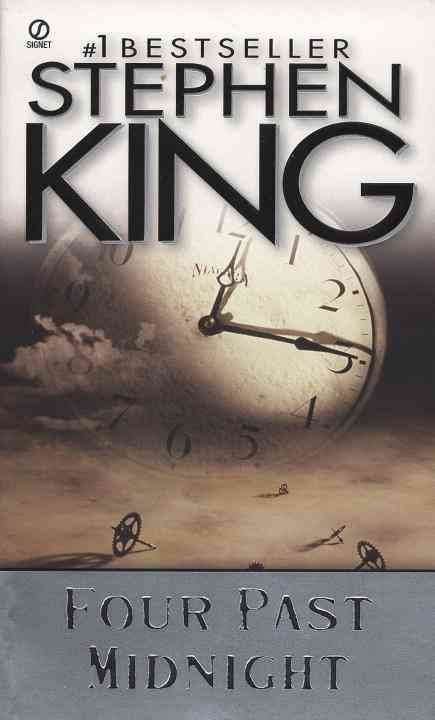 """""""Four Past Midnight"""" by Stephen King. Started reading this 8-9-16."""