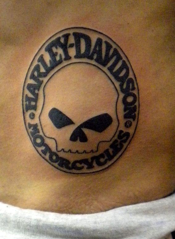 Willie G Skull Body Art Skull Tattoo Tattoos