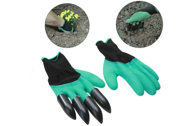 Cool Tools For Spring Gloves With Claws And An Easy Bird Seed
