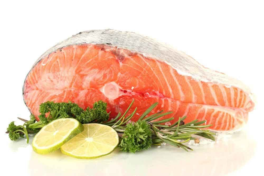 Le saumon: 11 Bienfaits impressionnants pour la santé