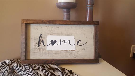 Top Best Seller Framed State Wood Sign Home Sign Home Etsy Custom State Sign Home Signs Wood Signs