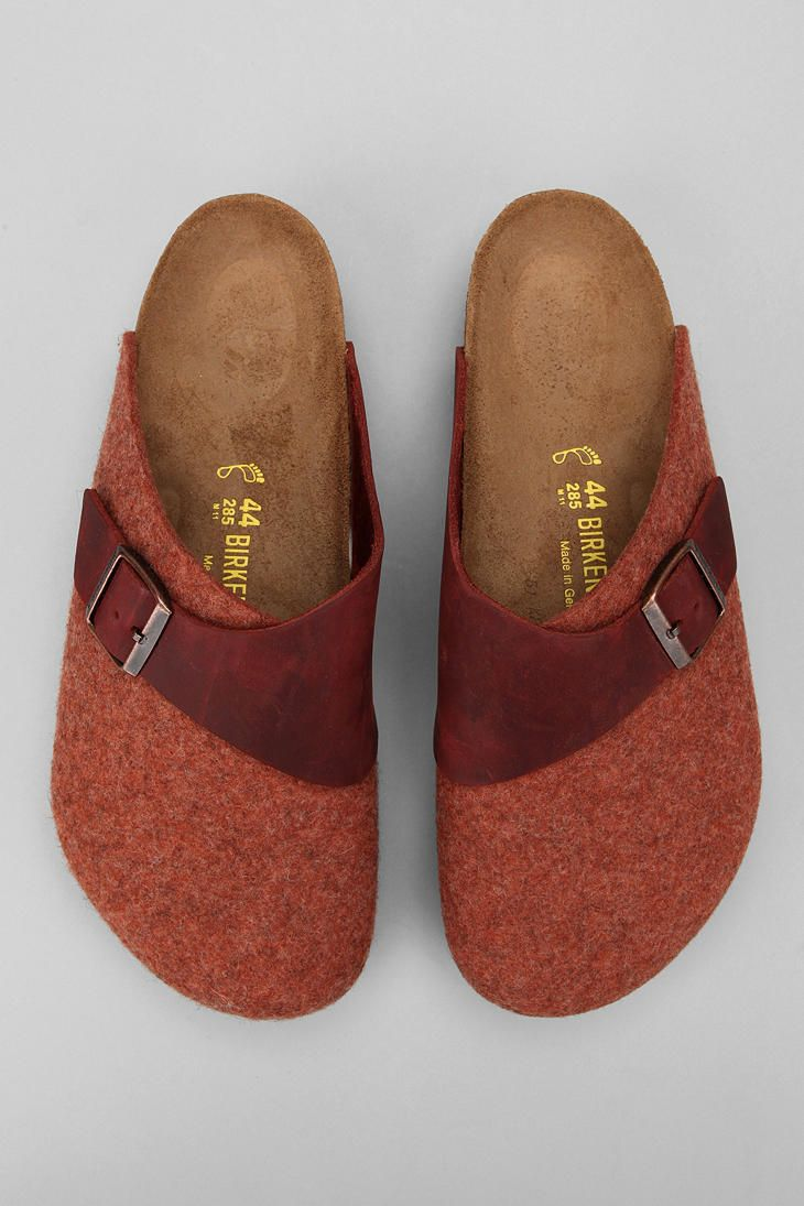 bf8ef7e9bf7 Birkenstock Basel clog / remember these I have these in the cocoa. Love,  love, love my Birkies