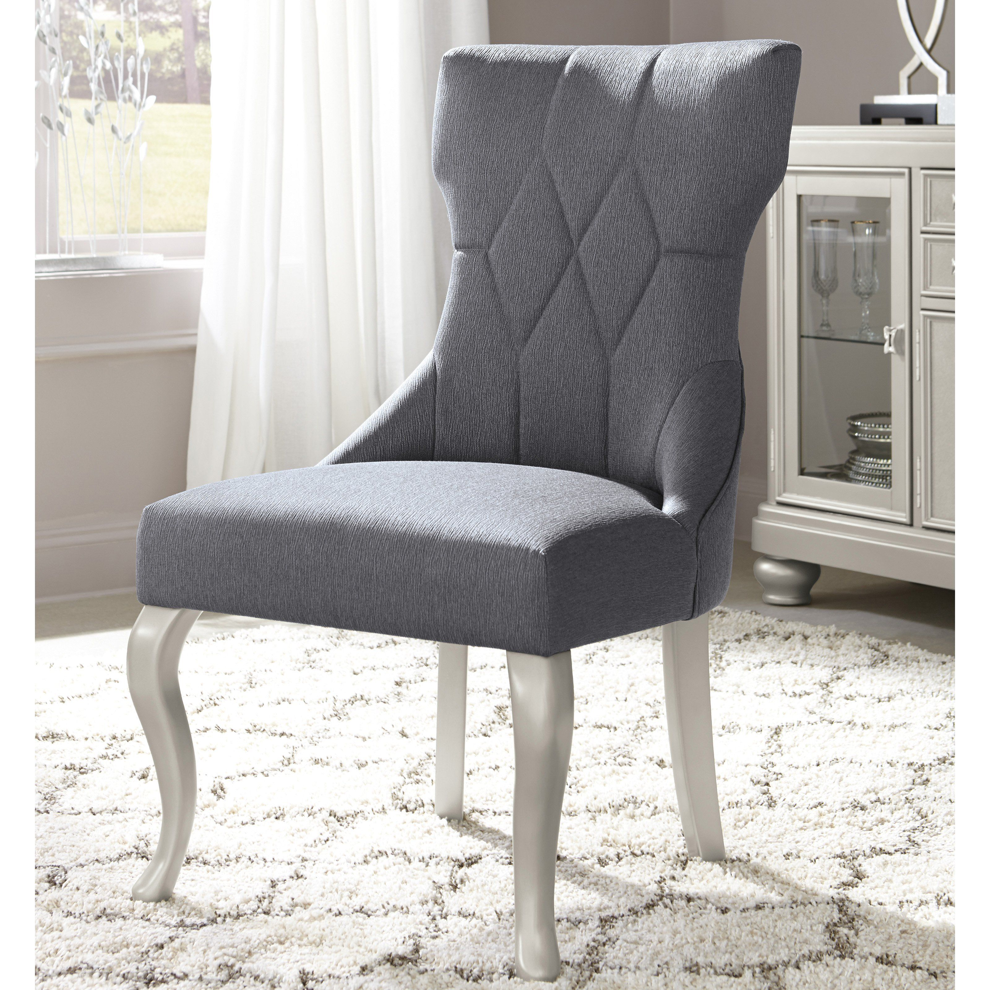 Signature Design By Ashley Coralayne Dining Chair   Set Of 2   ASHY3102
