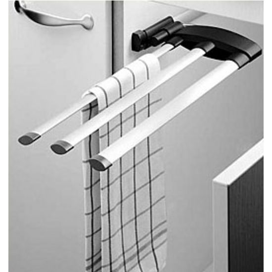 Tea Towel Rail Pull Out Google Search