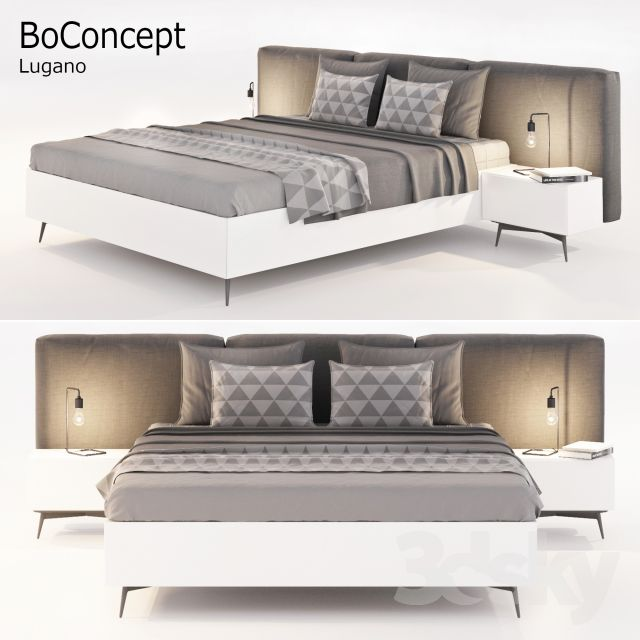 pouf lit bo concept. Black Bedroom Furniture Sets. Home Design Ideas