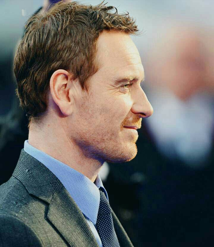 That ginger profile..