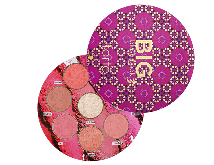 Tarte Big Blush Book 3 Now Available (avec images
