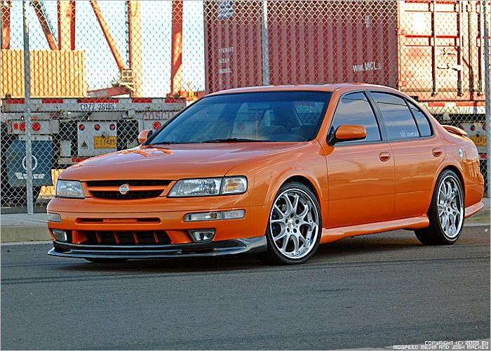 1999 Nissan Maxima Se Next Is The Sickest 95 96 Out There Known As