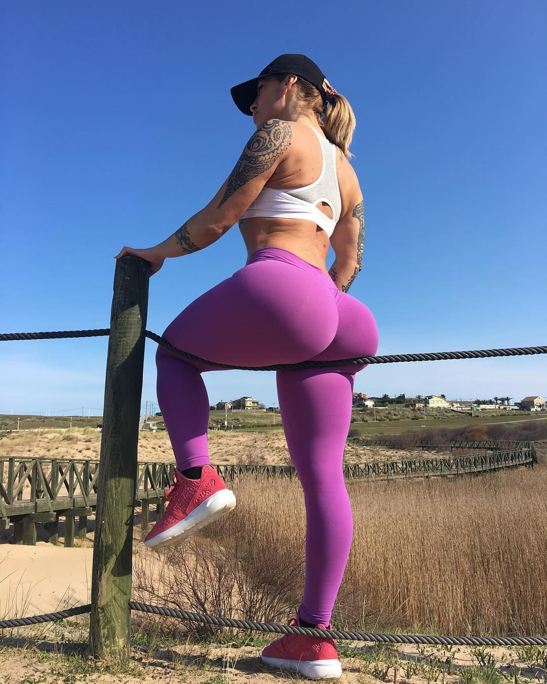 Shake That Healthy Booty