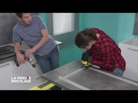 Comment installer un évier et sa robinetterie Bricolage