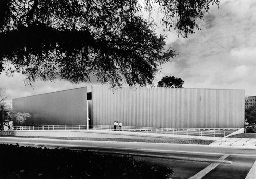 About Exterior View Of The Contemporary Arts Museum Houston 1972 Contemporary Art Art Museum Art