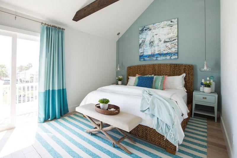Beth Lindsey Interior Design Coastal Bedrooms Bedroom Makeover