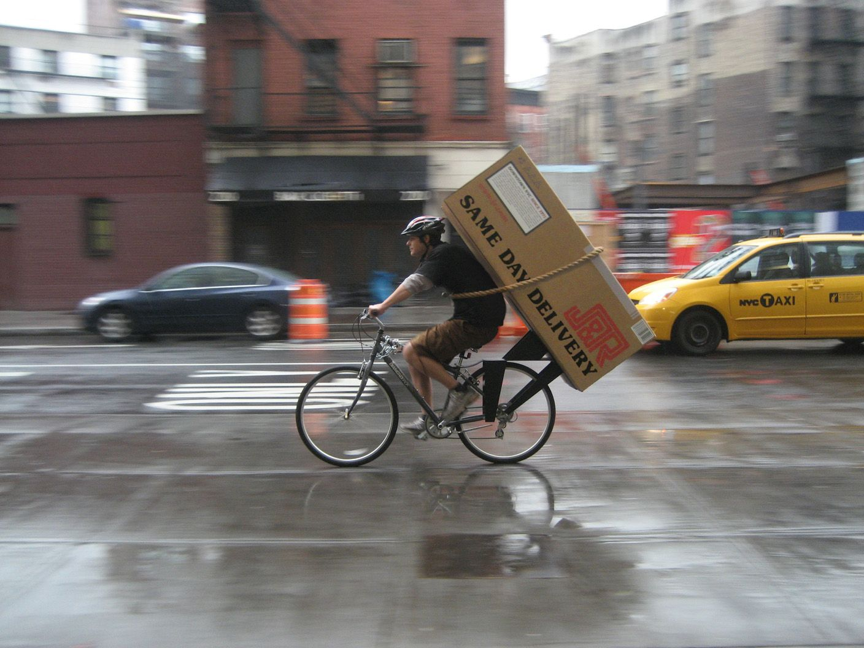 Image Result For Courier Delivers Bike Bike Courier Bike