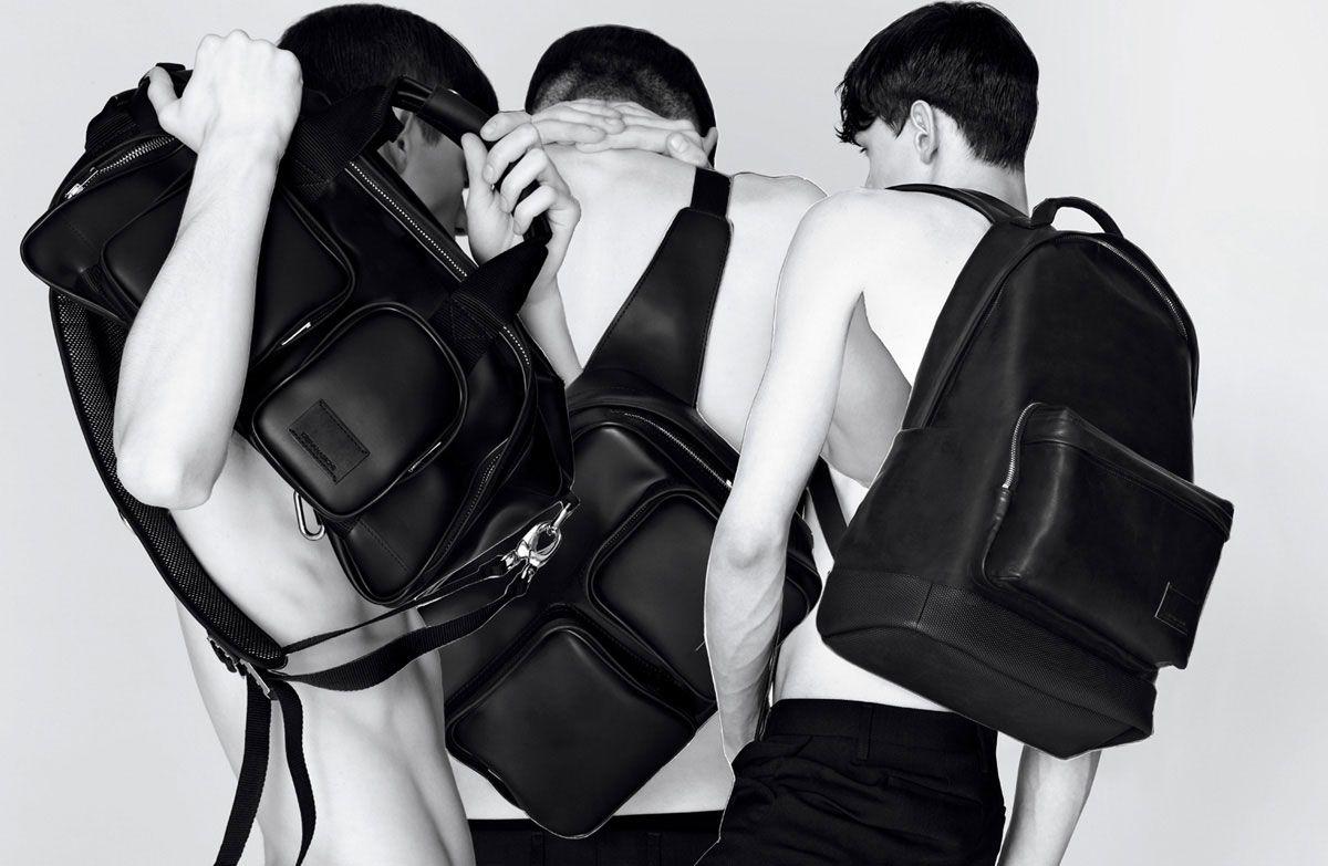 Discover The Krisvanassche Fw13 14 Bag Collection Mode Accessoires