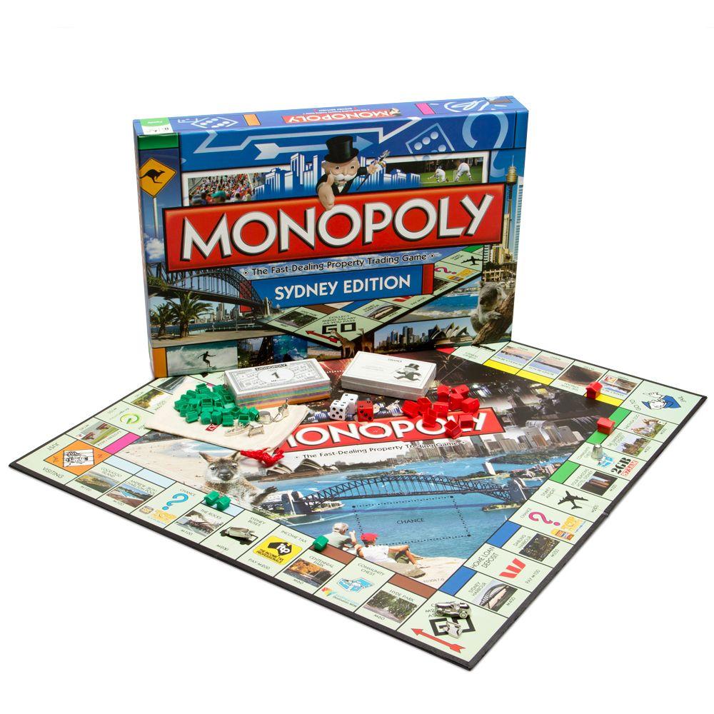 Monopoly game box designs games sydney monopoly peter s of kensington