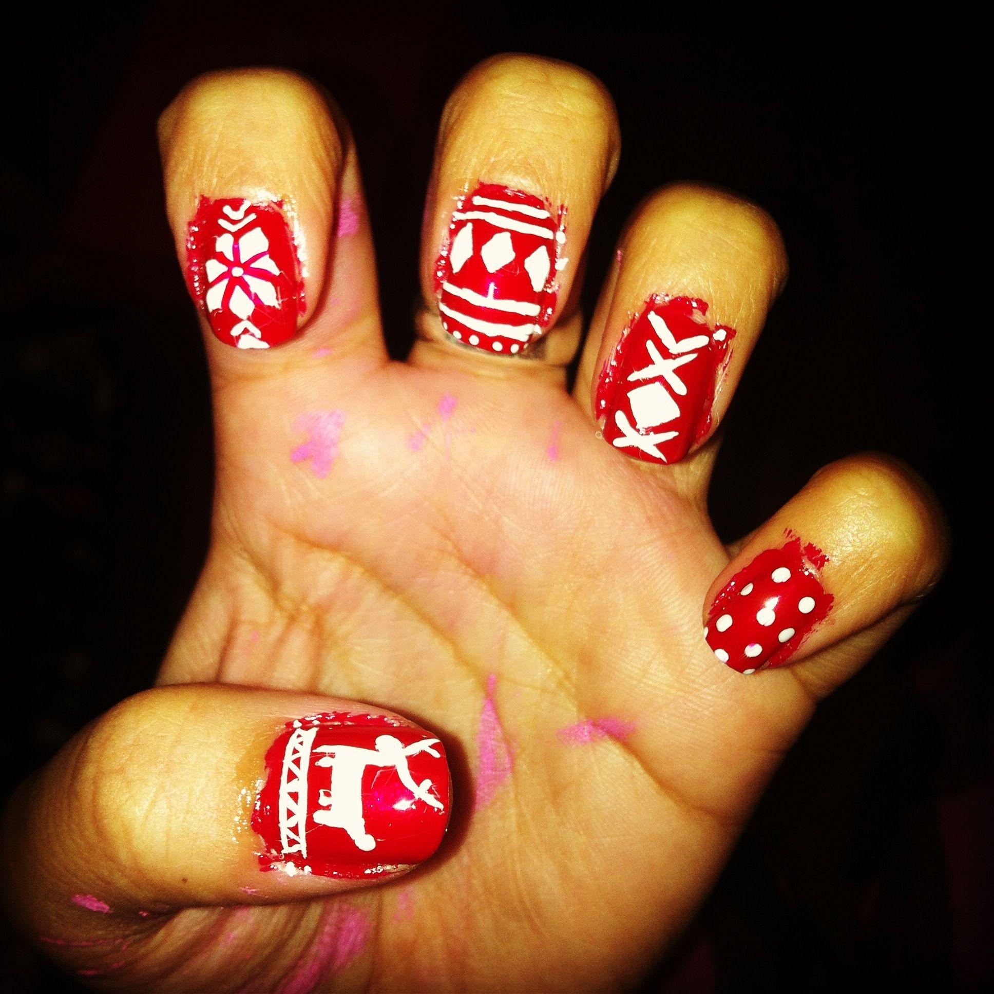 My nails Instagram kianaburchard