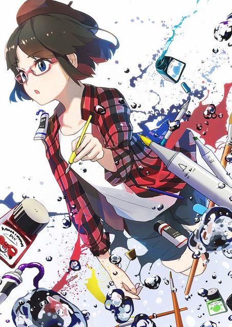 Moskva Chetverg Animka Anime Anime Drawings Anime Art Girl