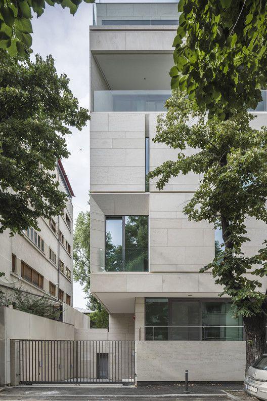 MORA Residential Building,© Cosmin Dragomir