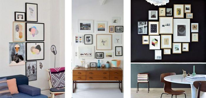 1001 Ideas Originales Sobre Como Decorar Con Fotos Con Imagenes Decorar Con Fotos Decoracion De Unas Como Decorar La Sala