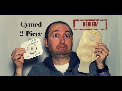 Cymed 2pc ostomy appliance w/ MicroSkin: REVIEW | VeganOstomy