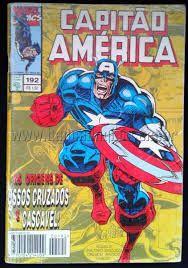 Resultado de imagem para gibis do capitão america