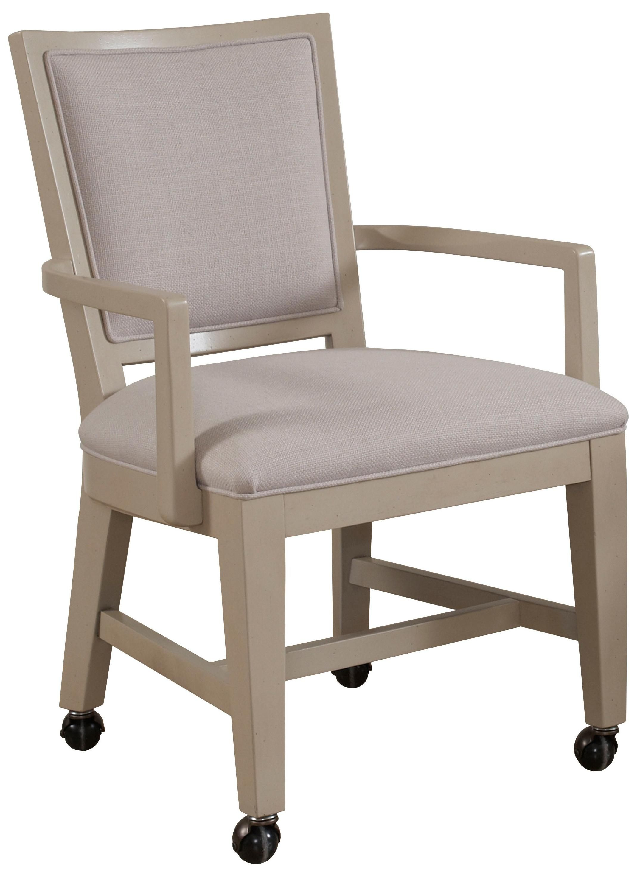 Dining Creston Party Chair By Drexel Heritage  At Jacksonville Furniture  Mart